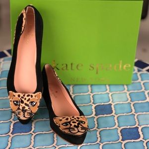 Kate Spade Norman Leopard